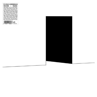Flying Horseman - Rooms / Ruins (2LP+CD)