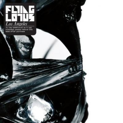Flying Lotus - Los Angeles (LP) (cover)