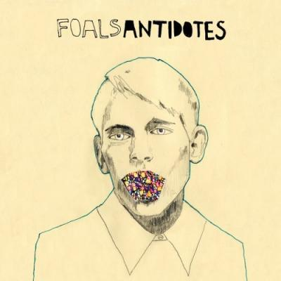 Foals - Antidotes (cover)