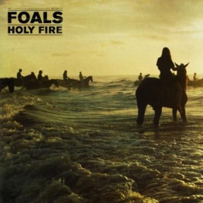 Foals - Holy Fire (cover)