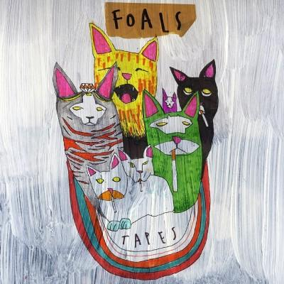 Foals - Tapes (cover)