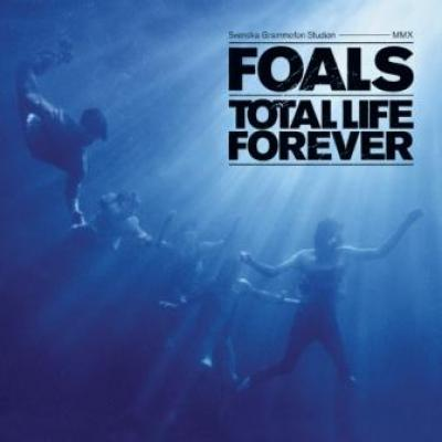 Foals - Total Life Forever (LP) (cover)