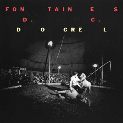 Fontaines DC - Dogrel (Yellow Vinyl) (LP+Download)