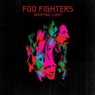 Foo Fighters - Wasting Light (LP) (cover)