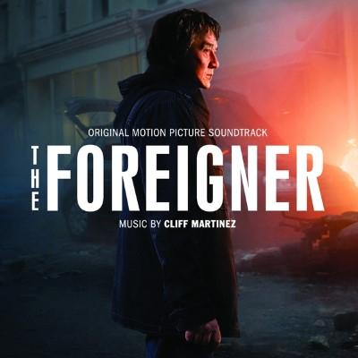 Foreigner (OST by Cliff Martinez) (LP)