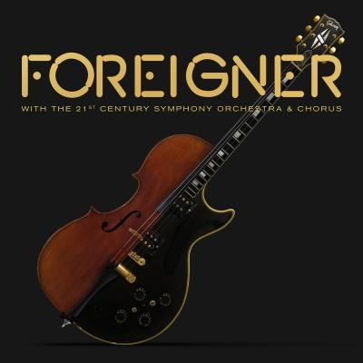 Foreigner - With the 21st Century Orchestra & Chorus (2LP+DVD)