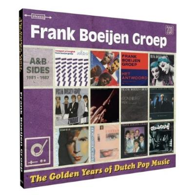 Frank Boeijen Groep - Golden Years of Dutch Pop Music (2CD)