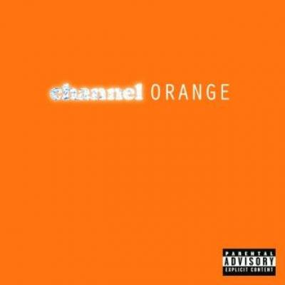 Frank Ocean - Channel Orange (cover)
