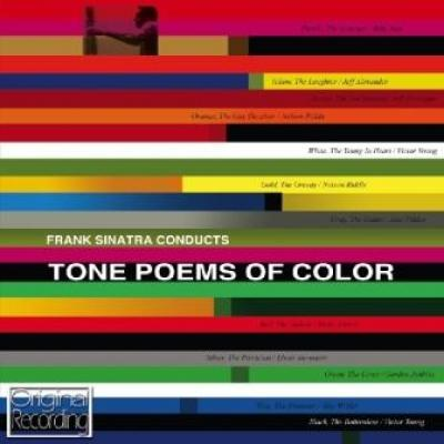 Sinatra, Frank - Conducts Tone Poems Of Color (cover)