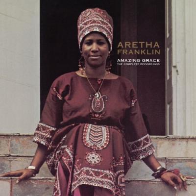 Franklin, Aretha - Amazing Grace (Complete Recordings) (4LP)