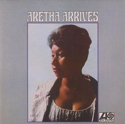Franklin, Aretha - Aretha Arrives (LP)