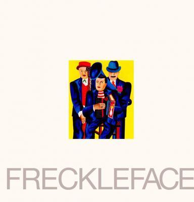 Freckleface - Freckleface (cover)