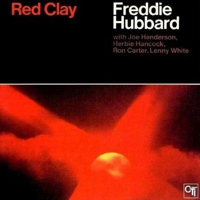 Hubbard, Freddie - Red Clay (cover)