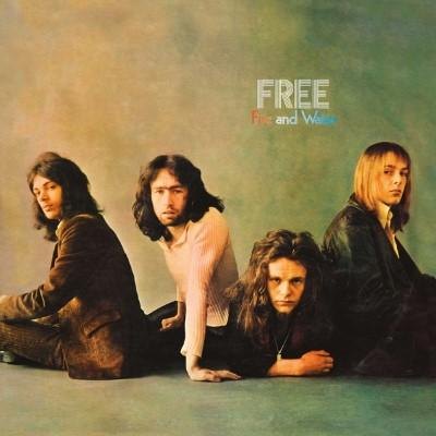 Free - Fire and Water (LP)