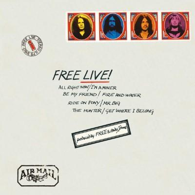 Free - Live! (LP)