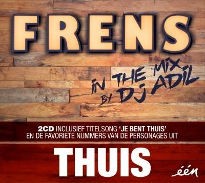 Frens In the Mix By DJ Adil (Thuis) (2CD)