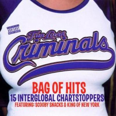 Fun Lovin_ Criminals - Bag Of Hits (cover)