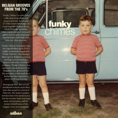 Funky Chimes: Belgian Grooves From The 70's (2CD+BOEK)