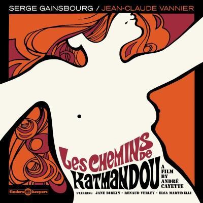 Gainsbourg, Serge & Jean Claude Vannier - Les Chemins De Katmandou (OST) (LP)