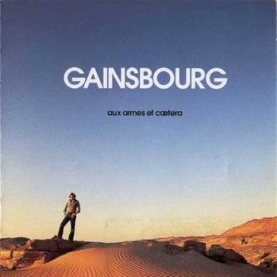 Gainsbourg, Serge - Aux Armes Et Caetera (LP)