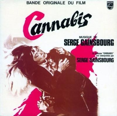 Gainsbourg, Serge - Cannabis (OST) (LP)