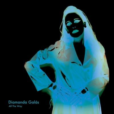 Galas, Diamanda - All the Way (LP)