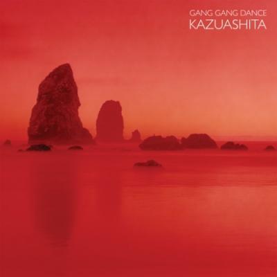 Gang Gang Dance - Kazuashita (LP)