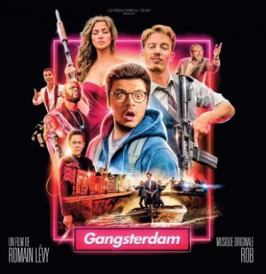 Gangsterdam (Musique Originale Par ROB)
