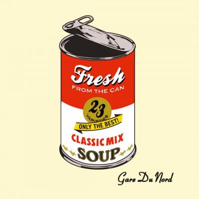 Gare Du Nord - Fresh From the Can (Transparent Vinyl) (2LP)