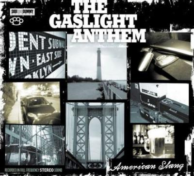 Gaslight Anthem - American Slang (cover)