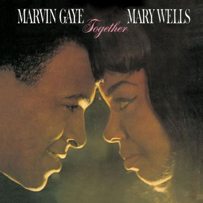 Gaye, Marvin & Mary Wells - Together (LP)
