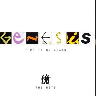 Genesis Turn It On Again The Hits Bilbo