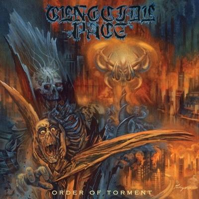 Genocide Pact - Order of Torment (LP)
