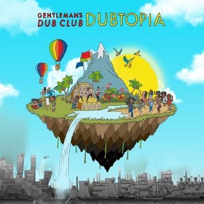 Gentleman's Dub Club - Dubtopia (Limited) (LP)