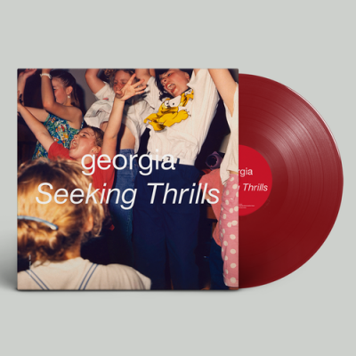 Georgia - Seeking Thrills (Red Vinyl) (LP)