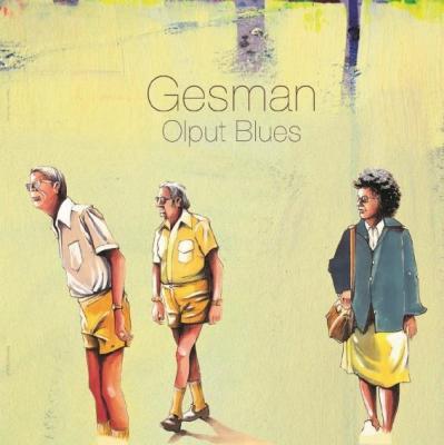 Gesman - Olput Blues (LP)