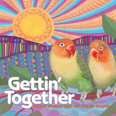 Gettin' Together (Groovy Sounds From The Summer Of Love) (Opaque Red Vinyl) (2LP)