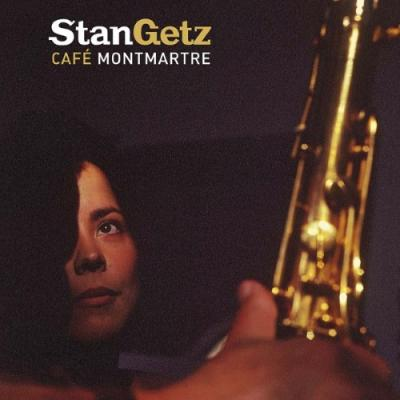 Getz, Stan & Kenny Barron - Cafe Montmartre (LP)