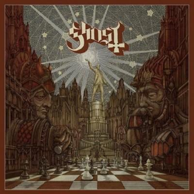 Ghost - Popestar (Clear Vinyl) (LP)