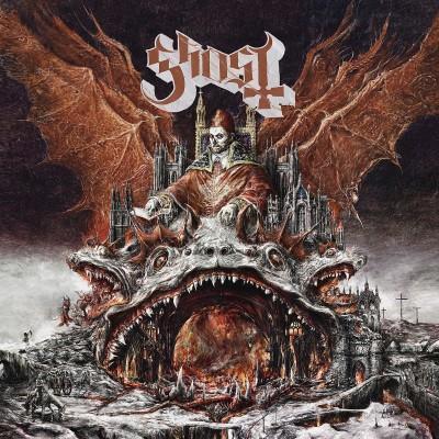 """Ghost - Prequelle (Gold Vinyl) (LP+7"""")"""