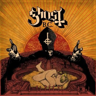 Ghost B.C. - Infestissumam (LP)