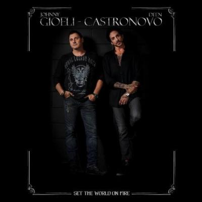 Gioeli & Castronovo - Set The World On Fire (LP)