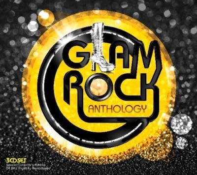 V A Glam Rock Anthology 3cd Bilbo