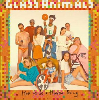 Glass Animals - How To Be A Human Being (Limited) (2LP)