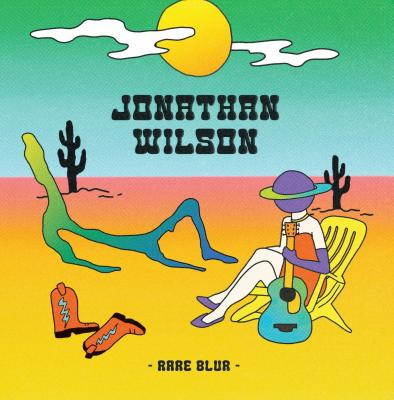 Wilson, Jonathan - Rare Blur (LP) (Black Friday)