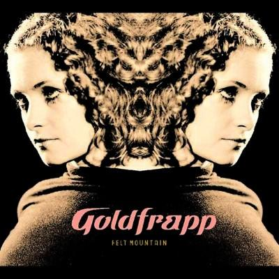 Goldfrapp - Felt Mountain (LP)