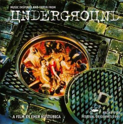 Bregovic, Goran - Underground (OST) (cover)