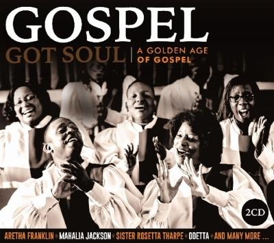 Gospel Got Soul! (2CD)
