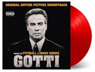 Gotti (OST by Pitbull & Jorge Gomez) (Red Vinyl) (LP)