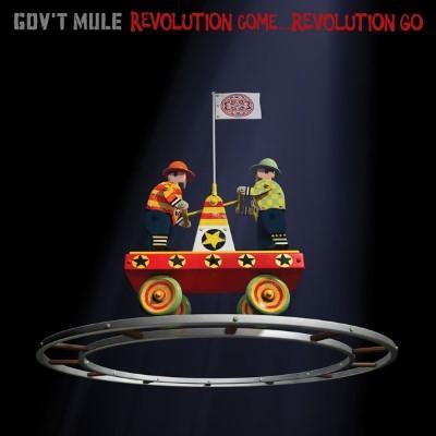 Gov't Mule - Revolution Come, Revolution Go (2LP)